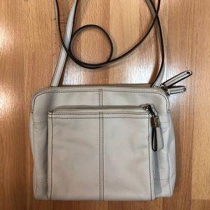 Tiganello Crossbody Organizer Handbag